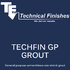 Techfin GP Grout