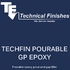 Techfin Pourable GP Epoxy