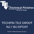 Techfin Grout NJ-WJ