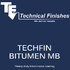 Techfin Bitumen MB
