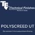 Polyscreed UT