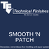 Smooth `n Patch