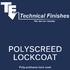 Polyscreed Lockcoat
