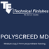 Polyscreed MD