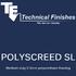 Polyscreed SL