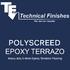 Polyscreed Epoxy Terrazzo