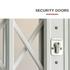 Windovert security doors and sliding gates