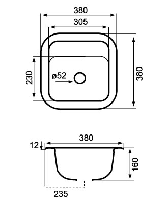Index Of Productmedia Plexicor Sinks Drawings